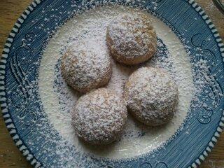 polvorones de Novia, delicious + easy to make!